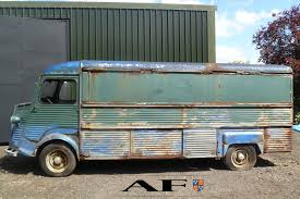 Converted Vans Citroen Hy Online Citroen H Hy Vans For Sale And Wanted