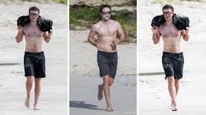 robert pattinson workout 2