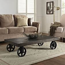 Living Room Table Decorating Creative Coffee Table Ideas For Cool Living Room