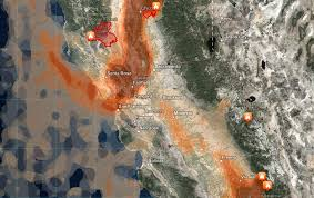 How To Track The California Wildfires And Smoke In Real Time The