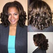 Dry Curls Hair Style hair style blow dry perm rods & curls afrolatina natural 6432 by wearticles.com