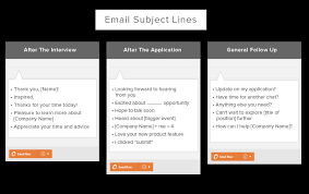 How To Write A Follow Up Email Fiveoutsiders Com