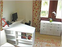 office furniture ideas decorating. Small Office Makeover Ideas Interior Creative Furniture Decorating G