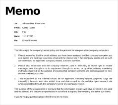 Word Memo Templates Free Memorandum Of Understanding Template Word Template Business