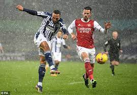 Predicted west brom starting xi v arsenal west brom news 16:20 'good': West Brom 0 4 Arsenal Gunners Get Third Straight Win As They Demolish Sorry Baggies Daily Mail Online