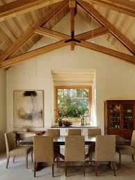 lighting cathedral ceiling. Cathedral Ceiling Lighting Dining Room Transitional With China Hutch
