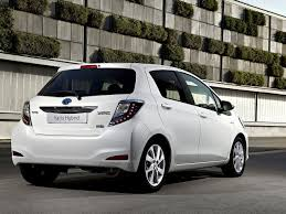 Toyota Yaris 2013: Review, Amazing Pictures and Images – Look at ...