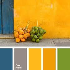 Color Palette #2155 | Color palette <b>yellow</b>, <b>Blue</b> colour palette ...