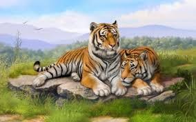 tiger wallpaper high resolution. Modren Resolution HD Wallpaper  Background Image ID709395 4000x2400 Animal Tiger In High Resolution A