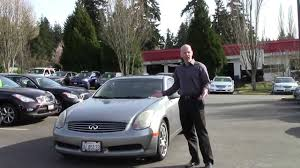 2005 Infiniti G35 coupe review - In 3 minutes you'll be an expert ...