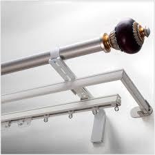 image of curtain rod extenders bracket