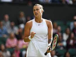 Wimbledon 2021: Aryna Sabalenka muss ...