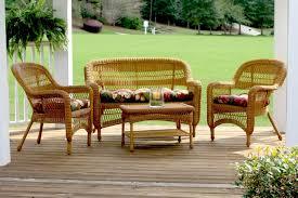Patio glamorous wicker chairs lowes Wicker Patio Furniture Lowe S