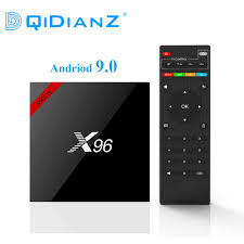 DQiDianZ New Android 9.0 X96 Smart TV BOX S905W Quad Core 2.4G Wireless  WIFI Set Top Box Media X96W|wifi set top box|smart tv boxtv box - AliExpress