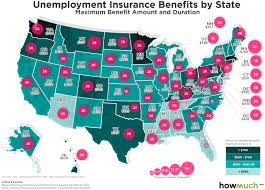Edd Benefits Chart The United States Of Unemployment Benefits Heres What You