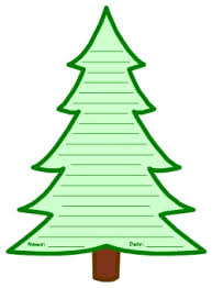 Christmas Tree Stencil Printable Christmas Tree Template Printable Major Magdalene Project Org