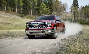 2014 Chevrolet Silverado 1500 First Drive – Review – Car and Driver