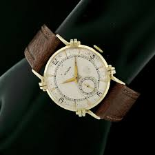 Jaeger-LeCoultre Vintage <b>Solid 14k Yellow Gold</b> 29mm Mechanical ...