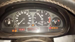E46 Battery Light E46 320d Warning Lights All On