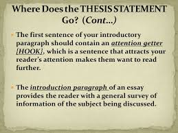 essay god is one true thing