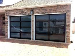 garage door windows panel luxury glass garage doors s 5 endearing cost aluminum full view replace garage door windows