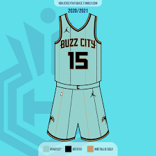 We received a couple messages a month or two ago with renderings of the jersey of the new city edition uniforms. Nba Jersey Database Charlotte Hornets City Jersey 2020 2021