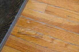 the tough aluminum oxide finish on prefinised flooring often requires professional expertise and major repairs to flooring can void its warranty