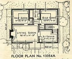 March The Cape Cod came in two different floor plans  This house was the smaller model   the side door
