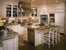 rustic white kitchens. Luxury Meets Sophistication In This Rustic Kitchen Traditional-kitchen White Kitchens E