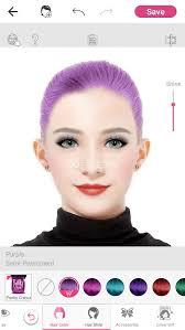 youcam makeup magic selfie makeovers screenshot 7