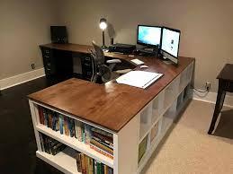 wood office cabinets. Desk:Long Office Table Cool Home Desks Light Wood Desk Nice Computer Oak Cabinets