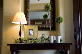Console Decor Ideas Foyer Console Table Decorating Ideas Best Ideas About Foyer Foyer