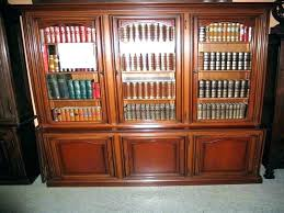 antique glass door bookcase book cabinet doors sophisticated bookshelves with image of designs white an