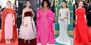 Red Carpet Designer Evening Gowns 30 Best Dresses And Gowns Of 2018 Best Red Carpet 2018