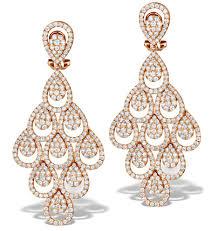 pendants diamond chandelier earrings for wedding pink chandelier earrings gold plated chandelier earrings
