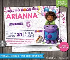 dreamworks home movie party ideas. home birthday invitation - instant download printable dreamworks movie invite diy personalize dreamworks party ideas