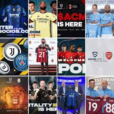 Socios to Sign Main Kit Sponsor Deals With Teams Like Arsenal, Barcelona &  AC Milan? - Footy Headlines