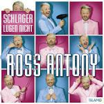 Bildergebnis f?r Album Ross Antony Tr?nen L?gen Nicht*