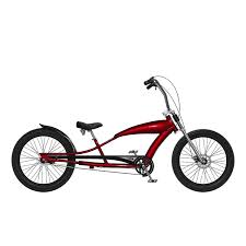amazon com schwinn stingray 20 inch chopper bike gloss red