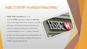 Hsbc Banking In Argentina