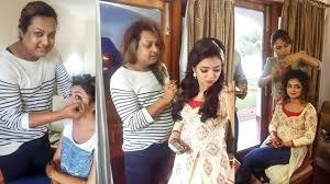 nazriya m wedding makeup full exclusive