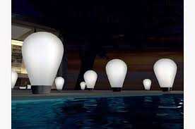led illuminated light outdoor