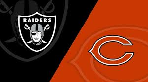 Raiders Qb Depth Chart Chicago Bears Vs Oakland Raiders Matchup Preview 10 6 19