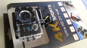 Resultado de imagem para camera 4k sports