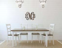 wood wall monogram vine wood monogram wall letters personalized wall initials nursery