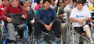 Resultado de imagen para pensiones por discapacidad imagenes