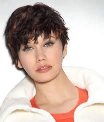 Trendy Krátké Vlasy Pro Kulaté Obličeje