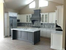 white shaker cabinets kitchen gray shaker cabinets shaker white kitchen fluted grey island beach style kitchen