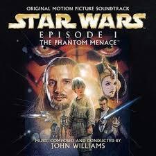 Звездные войны: Эпизод I - Скрытая угроза (<b>саундтрек</b>) - <b>Star Wars</b>