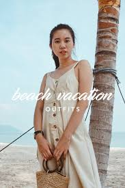 what to wear for summer beach vacation